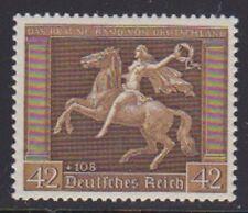 Deutsches Reich 1938 (y) ** Das Braune Band Pferd Michel 150,-- €