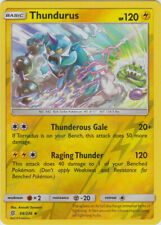 4x Thundurus - 68/236 - Uncommon - Reverse Holo NM-Mint Pokemon SM14 - Unified M