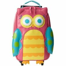 School Bag With Wheels for Children Girls Boys Kids Cute Rolling Backpack New