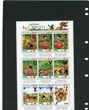Mali 1996 Disney Scott# 799 Mint Nh