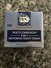 Roc Multi Correxion 5-in-1 Restoring Night Cream 1.7 oz / 48 g