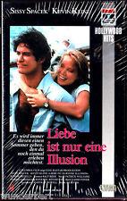 """VHS neu & ovp """" LIEBE ist nur eine ILLUSION """" (1986) Sissy Spacek - Kevin Kline"""