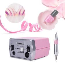 Professional Electric Nail File Drill Set for Manicure& Pedicure Beauty Salon