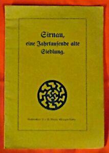 Sirnau eine Jahrtausende alte Siedlung , E. Haffner , Verlag F u W Mayer , 1937