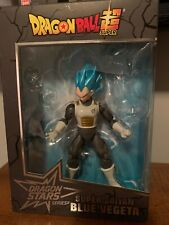 Dragonball Super Dragon Stars Super Saiyan Blue Vegeta