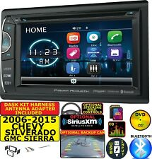 2006-15 CHEVY SILVERADO GMC SIERRA SAVANA BLUETOOTH USB SD AUX CAR RADIO STEREO