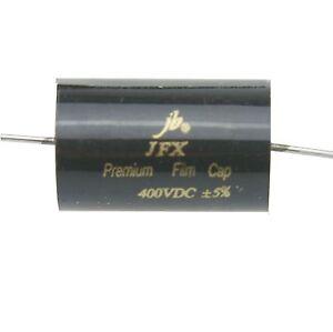 Metallised Polypropylene Film Capacitor Axial 5% 85 Deg. JB Premium 4.7uF 250V
