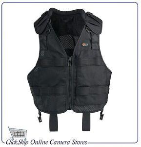 Lowepro Street & Feild Technical Vest (S/M) Mfr # LP36286
