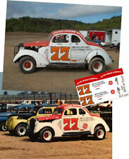 CD_2207 #77 Willie Brymesser modified coupe   1:64 scale decals   ~SALE~