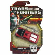 Transformers Generations Asia Exclusive Autobot Swerve Deluxe Action Figure New
