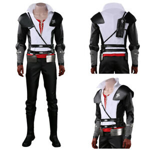 FINAL FANTASY XVI-Clive Rosfield Cosplay Costume Outfits Halloween Suit