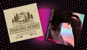 PSEUDO ECHO 2020 ALBUM CD DEAL - AFTER PARTY & ACOUSTICA