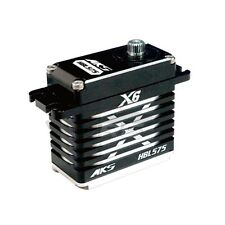 MKS High Voltage Brushless Cyclic Servo X6 HBL575