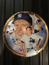 1992 The Hamilton Collection The Legendary Mickey Mantle The Best Of Baseball