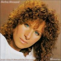 BARBRA STREISAND Memories CD BRAND NEW