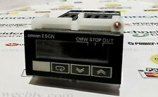 OMRON E5GN-Q1TC AC100-240 Digital Temperature Controller inc 4 month warranty