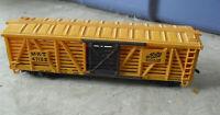Vintage HO Scale MKT The Katy 47152 Stock Car