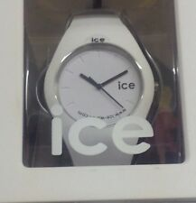 Ice White Black Hands Unisex Watch ICE.WE.U.S.12 Brand New Tags