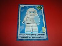 Lego Create the World Trading Cards - Please Choose The Cards Needed **NEW**