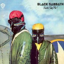 Black Sabbath - Never Say Die! (NEW VINYL LP+CD)