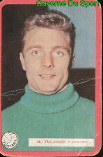 016 JEAN TAILLANDIER RACING CLUB FRANCE FOOTBALL CARTE MIROIR SPRINT 1960's RARE