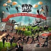"""SDP """"DIE RACHE DES KLEINEN MANNES"""" CD NEU"""
