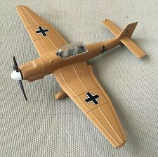 Dinky Toy Diecast Airplane Stuka Afrika Corps