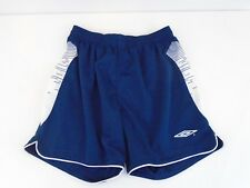 Umbro Blue Youths Large Sport Athletic Soccer Shorts