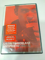 Justin Timberlake Justified The Videos DVD Region All - AM