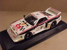 Lancia Beta Turbo #81 5th Monza 1982 Casoni / Castellano 1:43 Model BEST MODELS