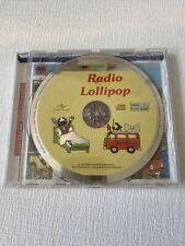 CD Rolf Zuckowski - Radio Lollipop, Kinderlieder, akzeptabler Zustand