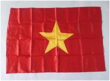 Viet-nam / Vietnam FAHNE Flag ( aufgenähter Stern auf beiden Seiten )