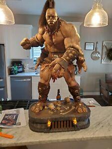 Mortal kombat Goro 1:3 Scale Statue