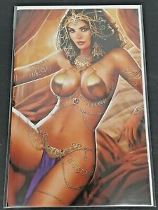 Dejah Thoris Volume 3 #1 First Printing Dynamite Entertainment Virgin Variant
