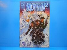 SNOWMAN SQUARED #2 of 2 (VARIANT CVR) 1998 Avatar Press Uncertified MATT MARTIN