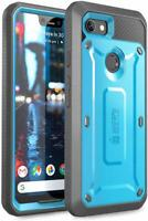 SUPCASE Google Pixel 2XL/3/3XL/3a/3aXL/4/4XL Case [UB Pro] Rugged Holster Cover