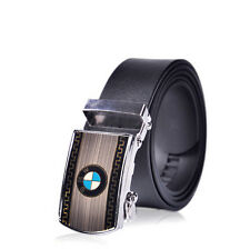 MENS / LADIES BMW M3 LEATHER STYLISH JEANS TROUSER WAIST BELT FORMAL RARE!