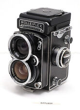 ROLLEIFLEX ROLLEIWIDE TLR FILM CAMERA (with LIGHT METER) USED-MINT