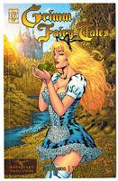Grimm Fairy Tales #10, 2006, Al Rio cover, Zenescope Entertainment, Frog King