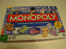 Monopoly - Littlest Pet Shop Edition