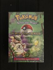 Pokemon TCG - Energia Concentraoa/Jungle Power Reserve Theme Deck 1999 /SEALED