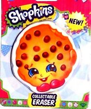 NEW! Shopkins Season 1 kooky cookie Eraser Cookie Great 4 Halloween trick or tre
