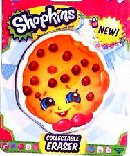 NEW! Shopkins Season 1 kooky cookie Eraser Cookie Great 4 Halloween trick or tre