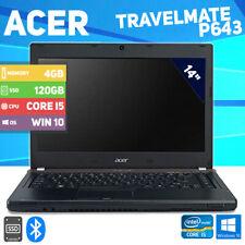 Acer Travelmate P643-MS2351 Laptop - Core i5 - Windows 10 - 120GB SSD