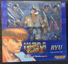 Ryu Street Fighter 2 The Final Challengers Storm Collectibles Action Figure New