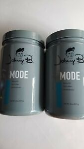 2 PACK  Johnny B Mode  Gel 32 oz each (pack of 2) ALL HAIR TYPES NEW PACKAGING