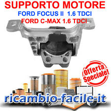 SUPPORTO MOTORE FORD FOCUS II C-MAX 1.6 TDCI PER COD. ORIGINALE 1345657 1567937