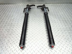 2015 13-16 Triumph 675R Street Triple Forks Set Left Right Tube Suspension