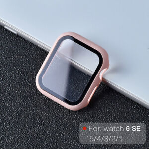 For iWatch Apple Watch Series SE 6 5 4 3 38/40/42/44mm Protector Cover Hard Case