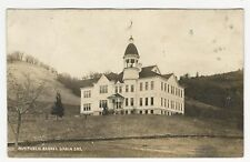 RPPC, Public School building, Drain, Douglas County, Oregon, 1910s